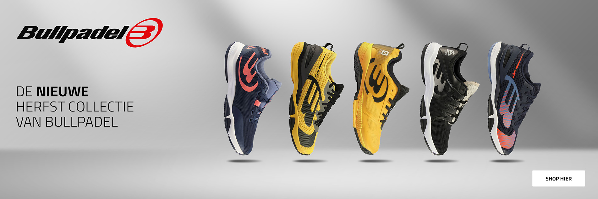 Bullpadel schoenen