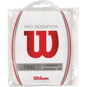 Wilson Pro Sensation Overgrip 12 St. Wit