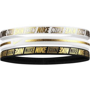 Nike Metallic Headbands 3 St. 2.0