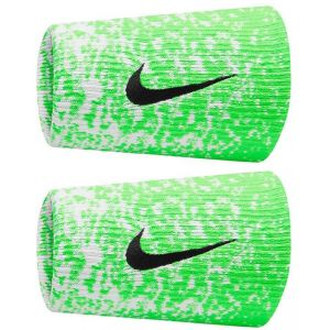 Nike Tennis Graphic Premier Doublewide Wristbands US Open